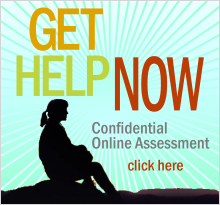 Get Help Now - Confidential Online Assessment